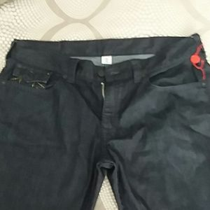 True Reliion men's jeans